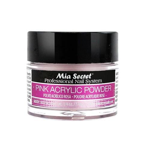 Acryl-Pulver Rosa 7.5ml.