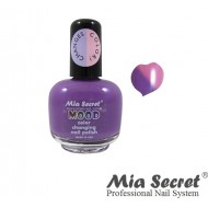 Mood Nagellack Purple Pink