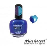 Mood Nagellack Morado Azul