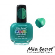 Mood Nagellack Turquoise Aqua