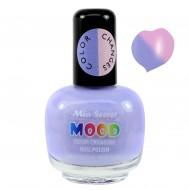 Mood Nagellack Petal Blue - Petal Pink