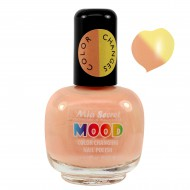 Mood Nagellack Orange Sorbet - Lemon Sorbet
