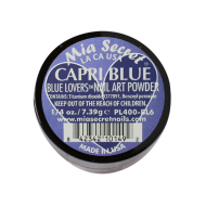 Blue Lovers Acryl-Pulver Capri Blue