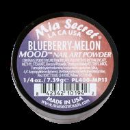 Mood Acryl-Pulver Heidelbeere-Melone