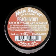 Mood Acryl-Pulver Pfirsich - Elfenbein