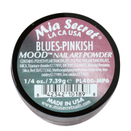 Mood Acryl-Pulver Blues-Pink