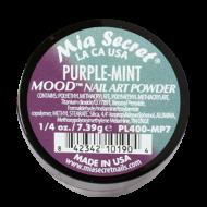 Mood Acryl-Pulver Violett - Minze