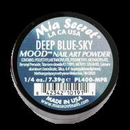 Mood Acryl-Pulver Tiefblau - Himmel
