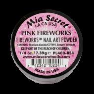 Fireworks Acryl-Pulver Pink Fireworks