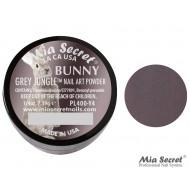 Grey Jungle Acryl-Pulver Bunny