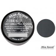 Grey Jungle Acryl-Pulver Zebra
