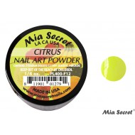 Fruity Acryl-Pulver Citrus