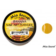 Fruity Acryl-Pulver Banana