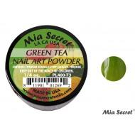 Fruity Acryl-Pulver Green Tea