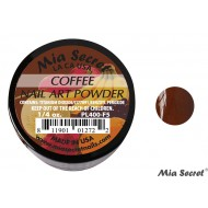 Fruity Acryl-Pulver Coffee