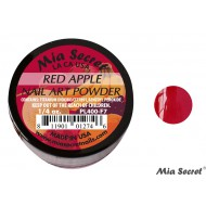 Fruity Acryl-Pulver Red Apple