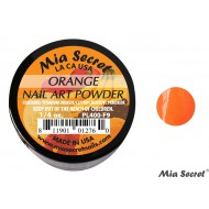 Fruity Acryl-Pulver Orange