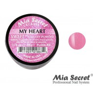 Sweet Acryl-Pulver My Heart