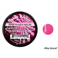 Flash-Neon Acryl-Pulver Pink