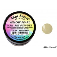 Pearl Acryl-Pulver Yellow