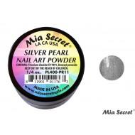 Pearl Acryl-Pulver Silver