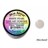 Pearl Acryl-Pulver White