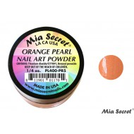 Pearl Acryl-Pulver Orange