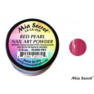 Pearl Acryl-Pulver Red