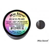 Pearl Acryl-Pulver Black