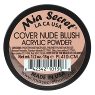Cover Acryl-Pulver Nude Blush 15 ml.