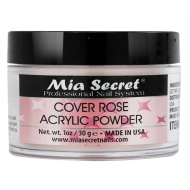 Cover Acryl-Pulver Rose 30ml.