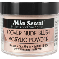 Cover Acryl-Pulver Nude Blush 60 ml.