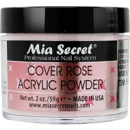 Cover Acryl-Pulver Rose 60ml.