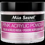Acryl-Pulver Rosa 60ml