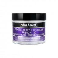 Acryl-Pulver Weiss 60ml.