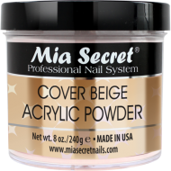 Cover Acryl-Pulver Beige 240ml