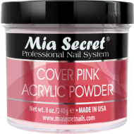 Cover Acryl-Pulver Rose 240ml.