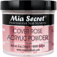 Cover Acryl-Pulver Rosa 240ml