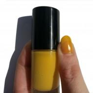 Sonnenschein-Nagellack Gelb