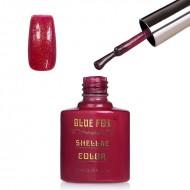 Blue Fox Gel-nagellack Glanzvoll Rot