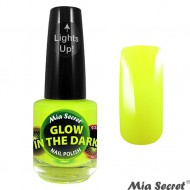 Glow in the Dark Nagellack Citron Pop
